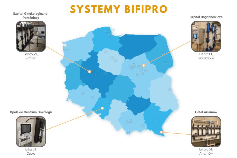 mapa - walka z legionella 2020